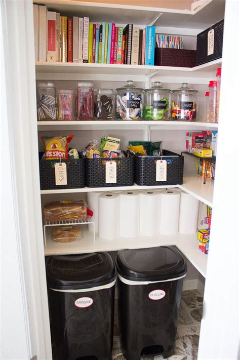 Food Storage Closet 9 Useful Tips To Organize Your Pantry Digsdigs