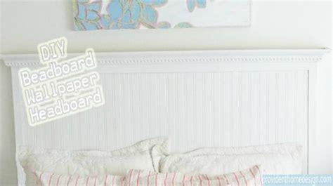 beadboard headboard diy diy beadboard headboard tip junkie