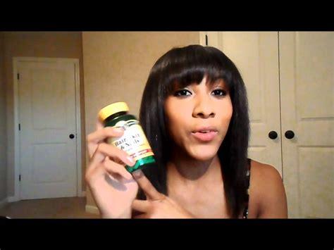 sle african american hair vitimins skin hair nails biotin pills youtube