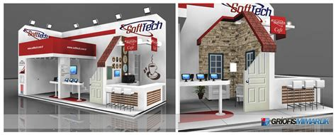 exhibition booth design gallery home decoration