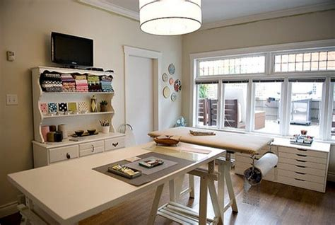 craft room layout designs beautiful craft room interior design ideas that make work easier