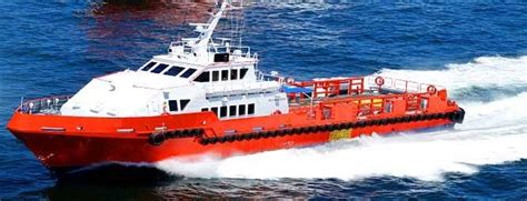 fast crew boats fast crewboat utility vessel van loon maritime