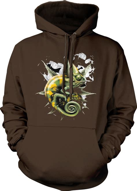 Hoodie I Like To Get High 7dqk lizard pot leaf marijuana 420 high stoned drugs hoodie pullover ebay