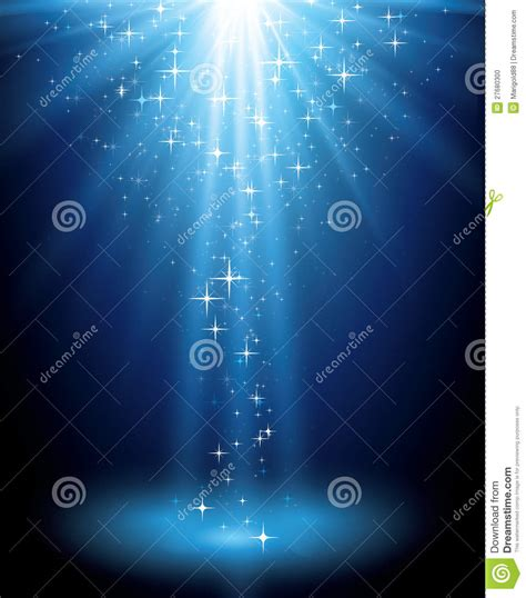 Glimmer Lights Abstract Magic Light Background Stock Vector Image 27680300