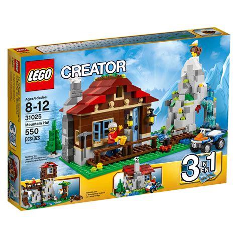 Lego Creator Mountain Hut 31025 31025 mountain hut brickipedia fandom powered by wikia
