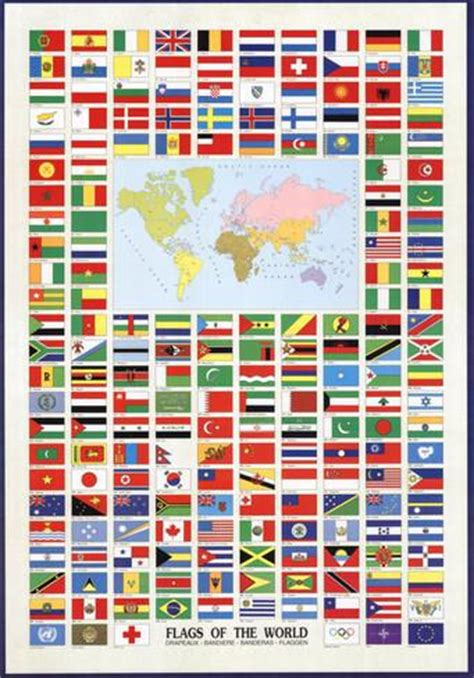 flags of the world poster flags of the world prints at allposters com