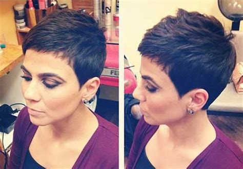 short pixie hairstyles short hairstyles