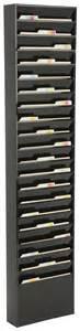 wall mounted file organizer metal filing system