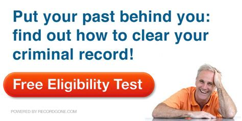 Actually Free Arrest Records Free Criminal Record Clearing And Expungement Info Free Criminal Record Clearing