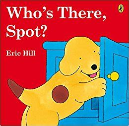Warne Import Spot Goes Shopping By Eric Hill Buku Anak who s there spot spot the eric hill