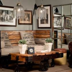Industrial Home Decor Ideas 30 Stylish And Inspiring Industrial Living Room Designs