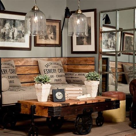 industrial chic home decor 30 stylish and inspiring industrial living room designs