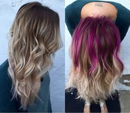 color underneath hair best 25 hair color ideas on