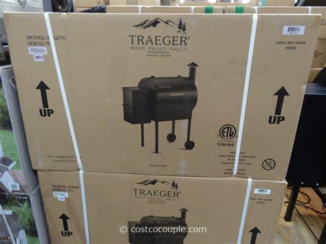Patio Armor Costco Traeger Wood Pellet Grill