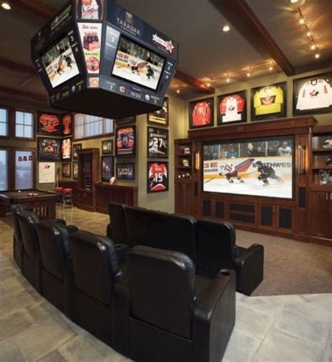 sports bar basement i wish i could