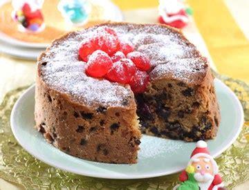 aneka kue bolu resep cake heavy fruit cake