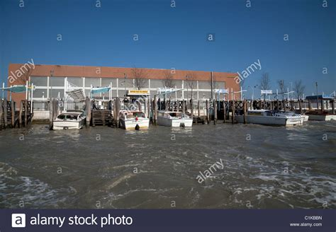 venice to airport water taxi stand at venice marco polo airport venice