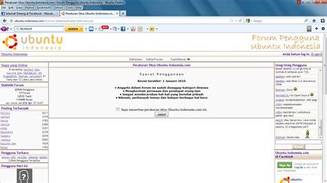 tutorial ubuntu server indonesia cara mendaftar di forum quot ubuntu indonesia com quot
