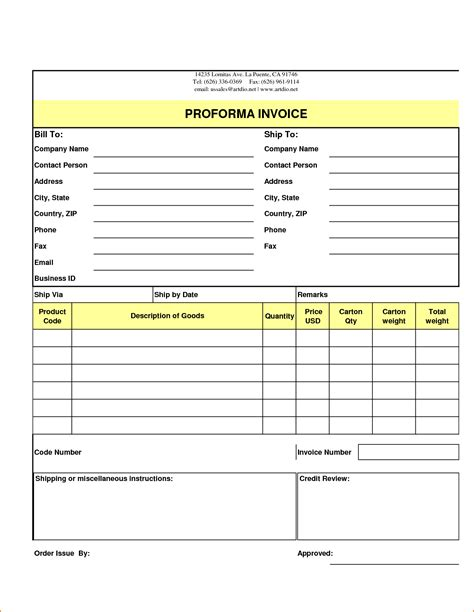 templates for order forms avon order form template hardhost info
