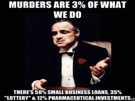Godfather Meme - refreshing news genius godfather meme destroys the