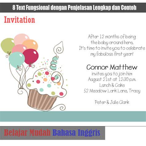 Materi Text Biography Bahasa Inggris | invitation materi bahasa inggris images invitation