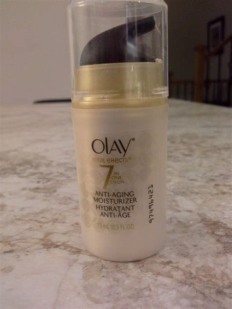 Olay 7 In 1 olay 7 in 1 total effects moisturizer reviews in