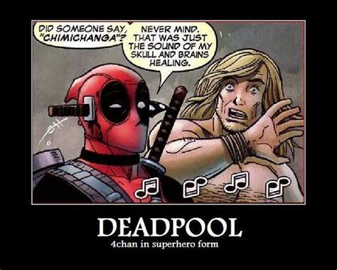Deadpool Funny Memes - image 233601 deadpool marvel know your meme