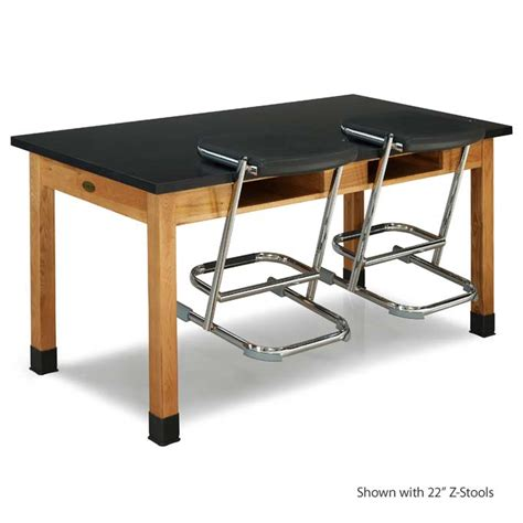 Science Tables And Stools by National Seating Z Stool 18 Quot 6618 Lab Stools