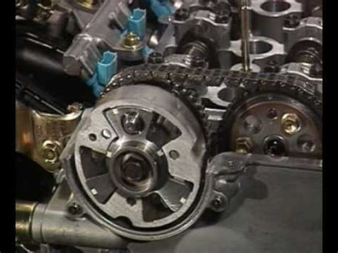 Toyota Variable Valve Timing Problem Variable Valve Timing With Intelligence Toyota
