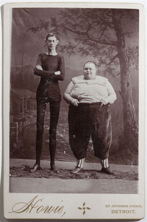 vintage freak show photos are pretty much the creepiest thing ever