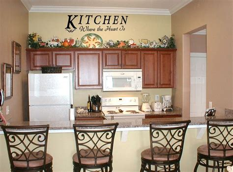 for kitchen wall inexpensive kitchen wall decorating ideas write