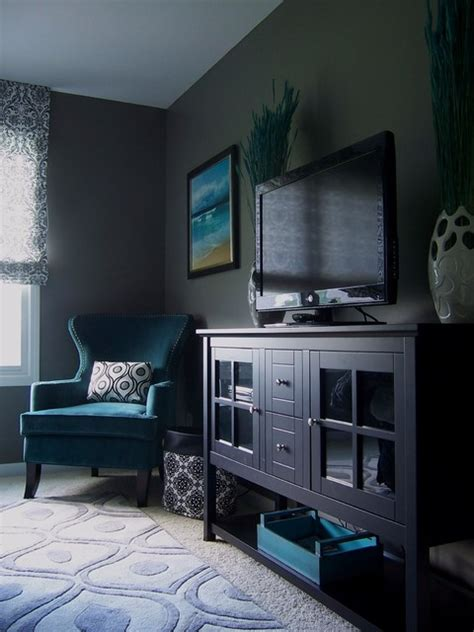 turquoise and gray bedroom gray and turquoise bedroom contemporary bedroom