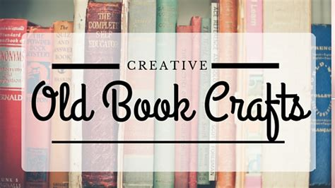 Papercrafting Blogs - paper craft ideas transform books into awesome crafts