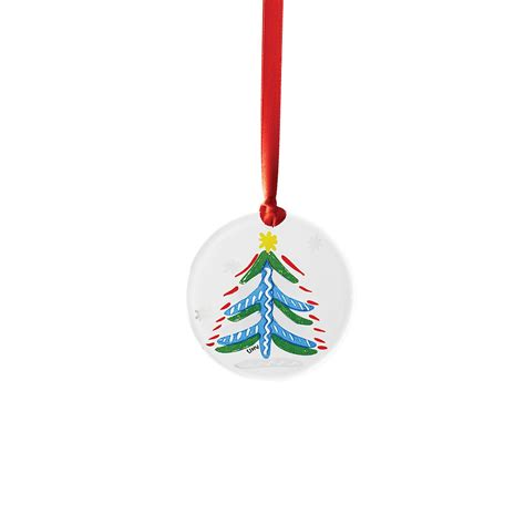 kosta boda christmas tree ornament bloomingdale s