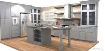 adding a kitchen island kitchen ideas design inspiration cabinets com