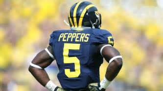Jabrill peppers will redshirt 2014 season says michigan wolverines