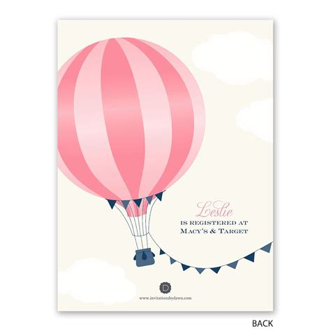 Is In The Air by Is In The Air Bridal Shower Invitation