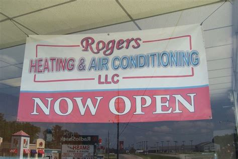 rogers comfort systems rogers heating air conditioning llc in eldon mo