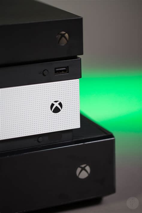 Xbox One X xbox one x review polygon