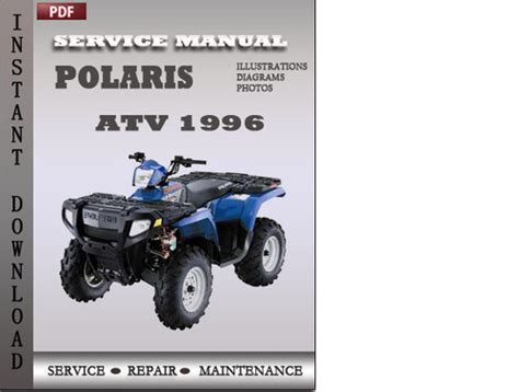 Free 2003 Polaris Trailboss 330 Atv Repair Manual Pdf