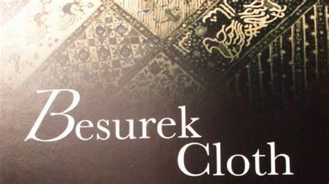 Marwah Batik membangkitkan marwah batik besurek kain nusantara
