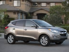 hyundai tucson 2010 car picture 07 of 14 diesel