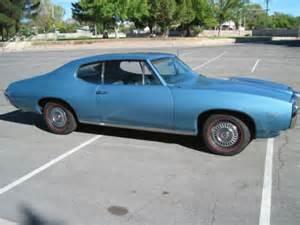 1968 Pontiac Tempest Custom Purchase Used 1968 Pontiac Tempest Custom 350 Ho Manual
