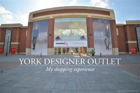 My Visit To The Mcarthurglen Designer Outlet In York For
