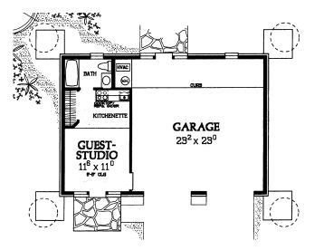 garage apartment plans one story garage apartment plans 2 car garage plan with guest