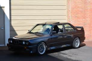 Bmw M3 E30 1988 Bmw E30 M3 Seller Wants Just 29 000 For His Mint Car