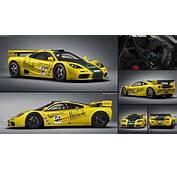 McLaren F1 GTR 1995  Pictures Information &amp Specs
