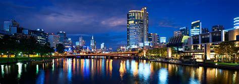 Landscape Photos Melbourne Melbourne S Yarra River Panorama Photos