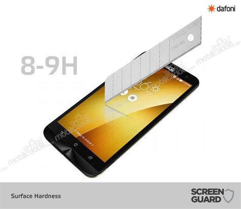 Ume Tempered Glass Asus Zenfone 2 Laser 50 Inch dafoni asus zenfone 2 laser 5 in 231 tempered glass premium ekran koruyucu