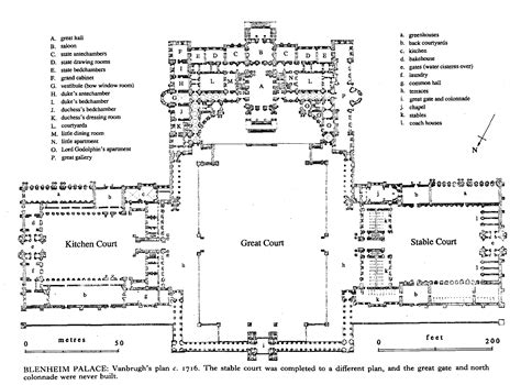 st james palace floor plan blenhein palace projetos pinterest blenheim palace